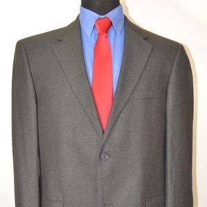 Andrew Fezza 42R Sport Coat Blazer Suit Jacket